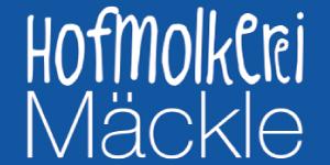 Kundenlogo von Hofmolkerei Mäckle GmbH & Co.KG