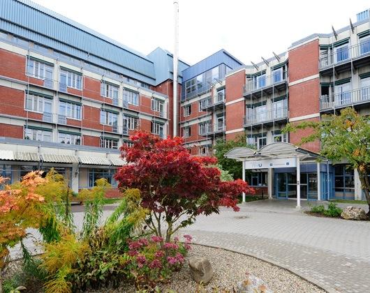 Kundenbild klein 3 RKU - Universitäts- und Rehabilitationskliniken Ulm Klinik