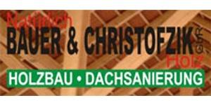 Kundenlogo von Bauer & Christofzik GmbH Holzbau