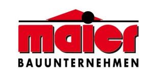 Kundenlogo von Maier GmbH Bauunternehmen