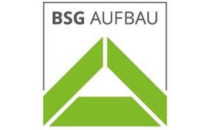 """Kundenlogo von Bau-und Siedlungsgenossenschaft """"Aufbau"""" e.G."""