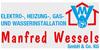 Kundenlogo von Wessels Elektro Sanitär und Heizung