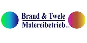Kundenlogo von Brand & Twele Malereibetrieb -