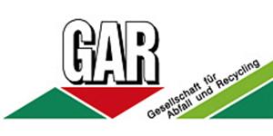 Kundenlogo von GAR Gesellschaft für Abfall u. Recycling mbH & Co. KG