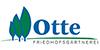 Kundenlogo von Otte Frank Friedhofsgärtnerei Blumenfachgeschäft