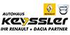 Kundenlogo von Autohaus Keyssler GmbH