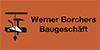 Kundenlogo von Werner Bochers Baugeschäft