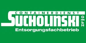 Kundenlogo von Sucholinski GmbH