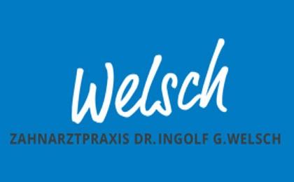 Kundenlogo von Welsch Ingolf G. Dr. Zahnarzt