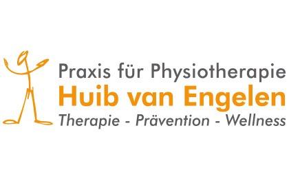 Kundenlogo von Huib van Engelen Krankengymnastik