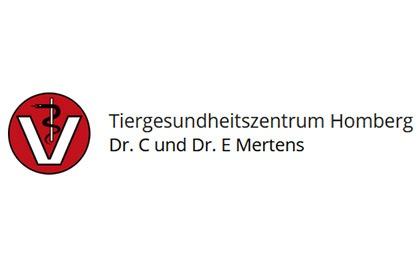 Kundenlogo von Tiergesundheitszentrum Homberg Dr. E. Mertens u. Dr. C. Mertens