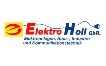 Kundenlogo von Elektro Holl GbR