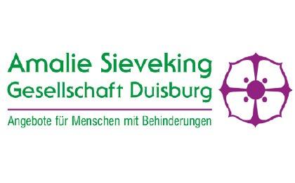 Kundenlogo von Amalie Sieveking Gesellschaft Duisburg gGbmH