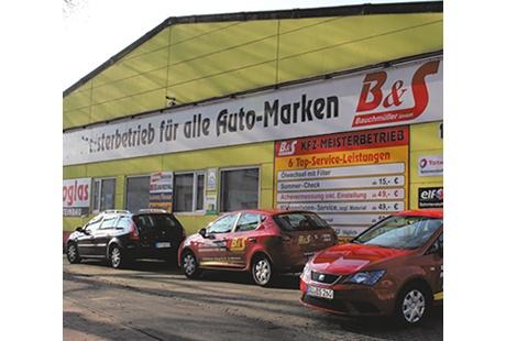 Kundenbild groß 1 B & S Bauchmüller GmbH