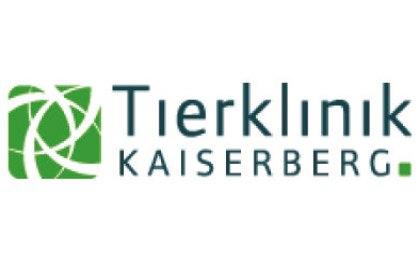 Kundenlogo von Tierärztliche Klinik am Kaiserberg Dr. K. J. Saers