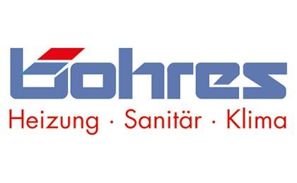 Kundenlogo von Bohres GmbH Sanitär- Heizungs- und Klimatechnik