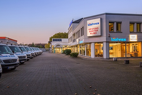 Kundenbild klein 1 Bohres GmbH Sanitär- Heizungs- und Klimatechnik