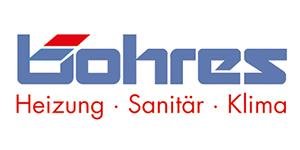 Kundenlogo von Bohres GmbH Fachhandel für Heizung und Sanitär