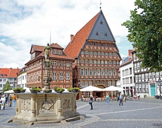 Kundenbild groß 1 Stadtverwaltung Hildesheim