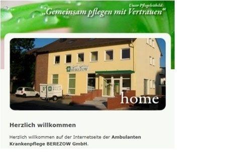 Kundenbild klein 1 Ambulante Krankenpflege Berezow GmbH ambulante Krankenpflege