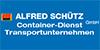 Kundenlogo von Alfred Schütz GmbH Containerdienst