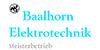 Kundenlogo von Baalhorn Elektrotechnik
