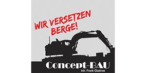 Kundenlogo von Concept - Bau - Gladrow