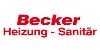 Kundenlogo von Becker Heizung - Sanitär