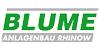 Kundenlogo von BLUME Anlagenbau Rhinow GmbH