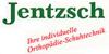 Kundenlogo von Orthopädie-Schuhmachermeister Günter Jentzsch