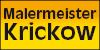 Kundenlogo von Malermeister Krickow, Mathias