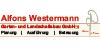 Kundenlogo von Alfons Westermann Garten- und Landschaftsbau GmbH