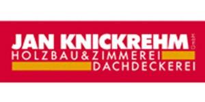 Kundenlogo von Knickrehm GmbH Holzbau & Zimmerei & Dachdeckerei