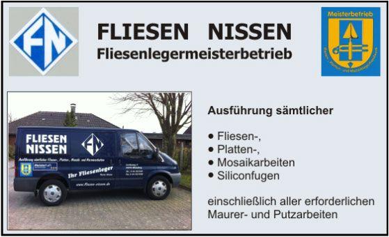 Fliesen-Nissen Inh. H. Nissen