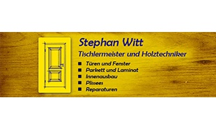 Logo von Witt Stephan Tischlerei