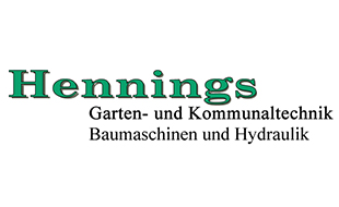 Logo von Hennings Land- u. Gartentechnik Metallbau