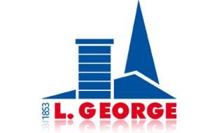 Logo von Dachdeckerei L.George GmbH Dachdeckerei