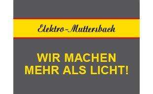 Logo von Elektro-Muttersbach GmbH & Co. KG Elektrotechnik Elektro