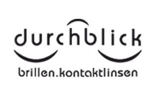 Logo von Durchblick Brillen-Kontaktlinsen Inh. Heino Christiansen Augenoptikermeister