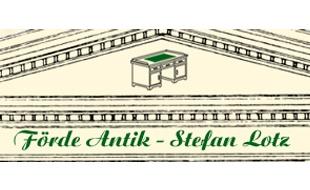 Logo von Förde Antik Stefan Lotz Fachbetrieb für Restaurierungsarbeiten Antiquitäten Fachbetrieb f. Holzwurmbekämpfung ohne Gift und Gas