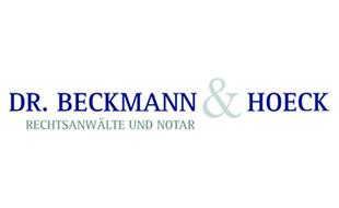 Logo von Dr. Beckmann & Hoeck Rechtsanwälte Notare