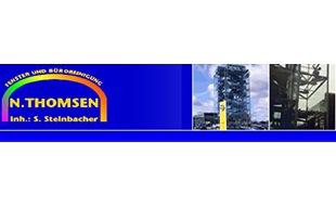 Logo von Fenster-& Büroreinigung N. Thomsen Inh. S. Steinbacher