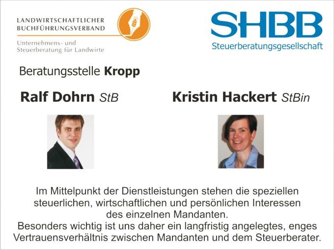 SHBB Steuerberatungsges. mbH und LBV