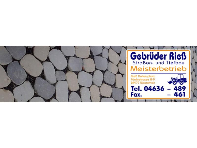 Gebrüder Rieß Straßen- und Tiefbau GmbH