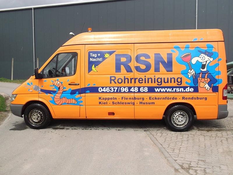 RSN Rohrreinigungsservice u. Umwelttechnik