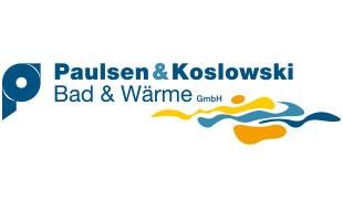 Logo von Paulsen und Koslowski - Bad und Wärme GmbH Haustechnik