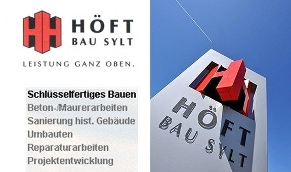 Höft Bau Sylt GmbH & Co KG