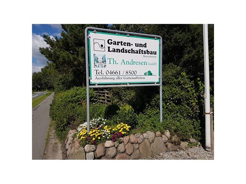 Garten- u. Landschaftsbau Theodor Andresen GmbH