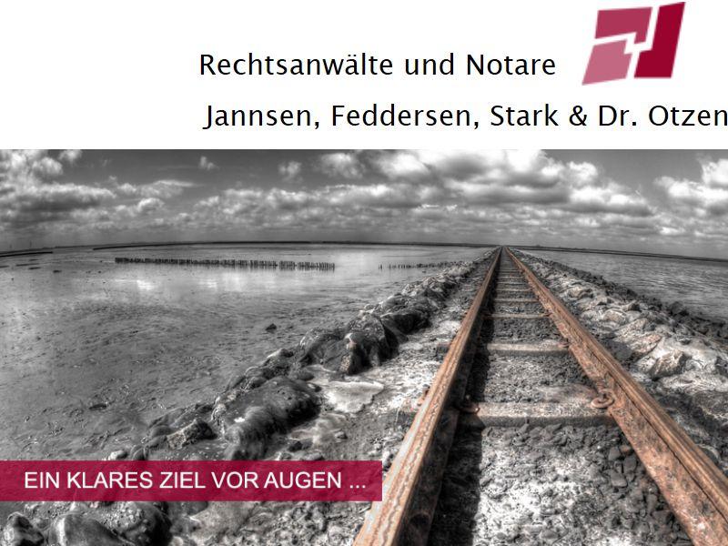 Jannsen, Feddersen, Stark und Dr. Otzen