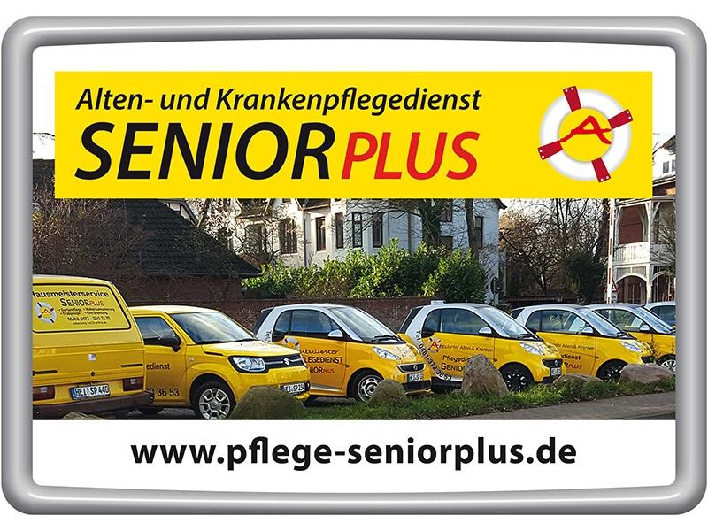 Ambulanter Pflegedienst Senior Plus Seniorenberatung Demenzberatungsstelle und Betreuung